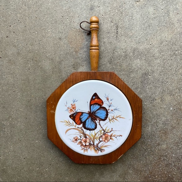 Vintage Butterfly Wall Hanging Decor